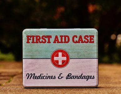 8-hodinový kurz prvej pomoci