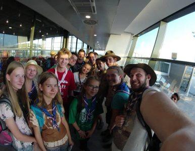 12. macedónske skautské Jamboree 2018