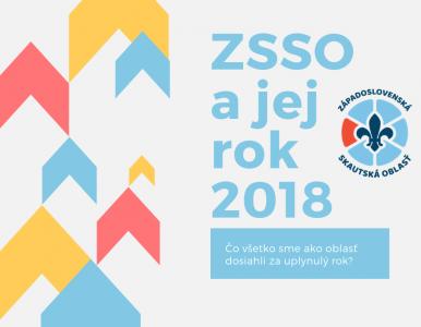 ZSSO a jej rok 2018